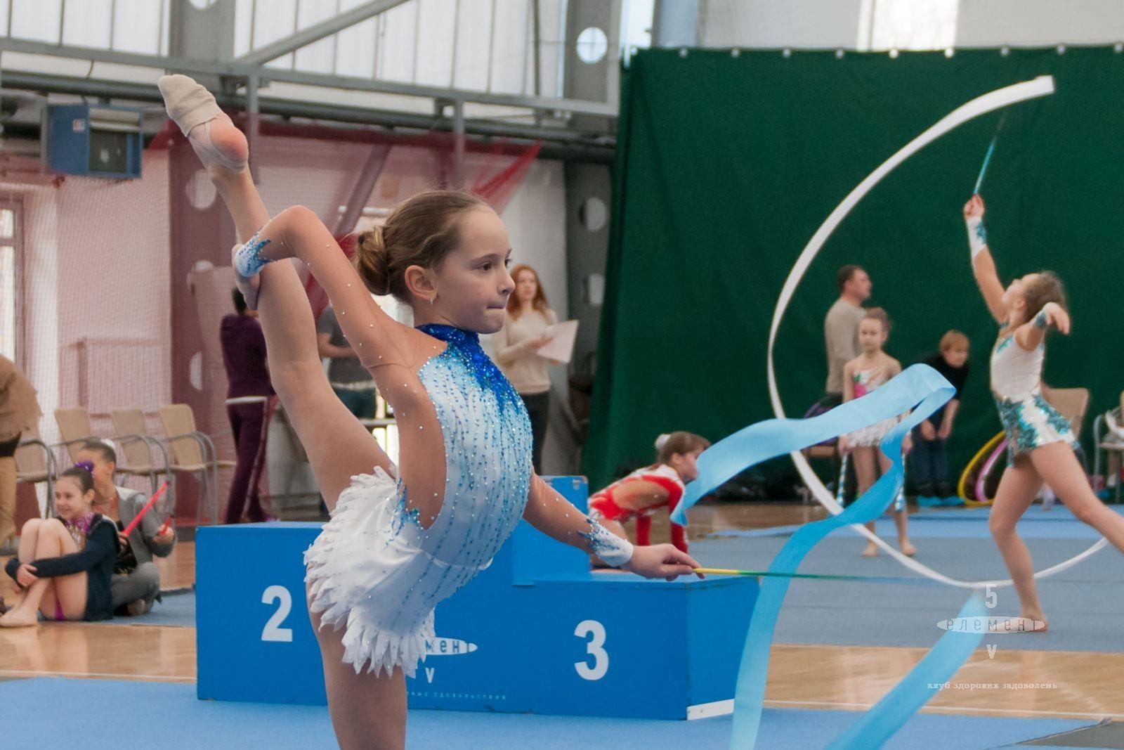 Спортивные элементы гимнастики