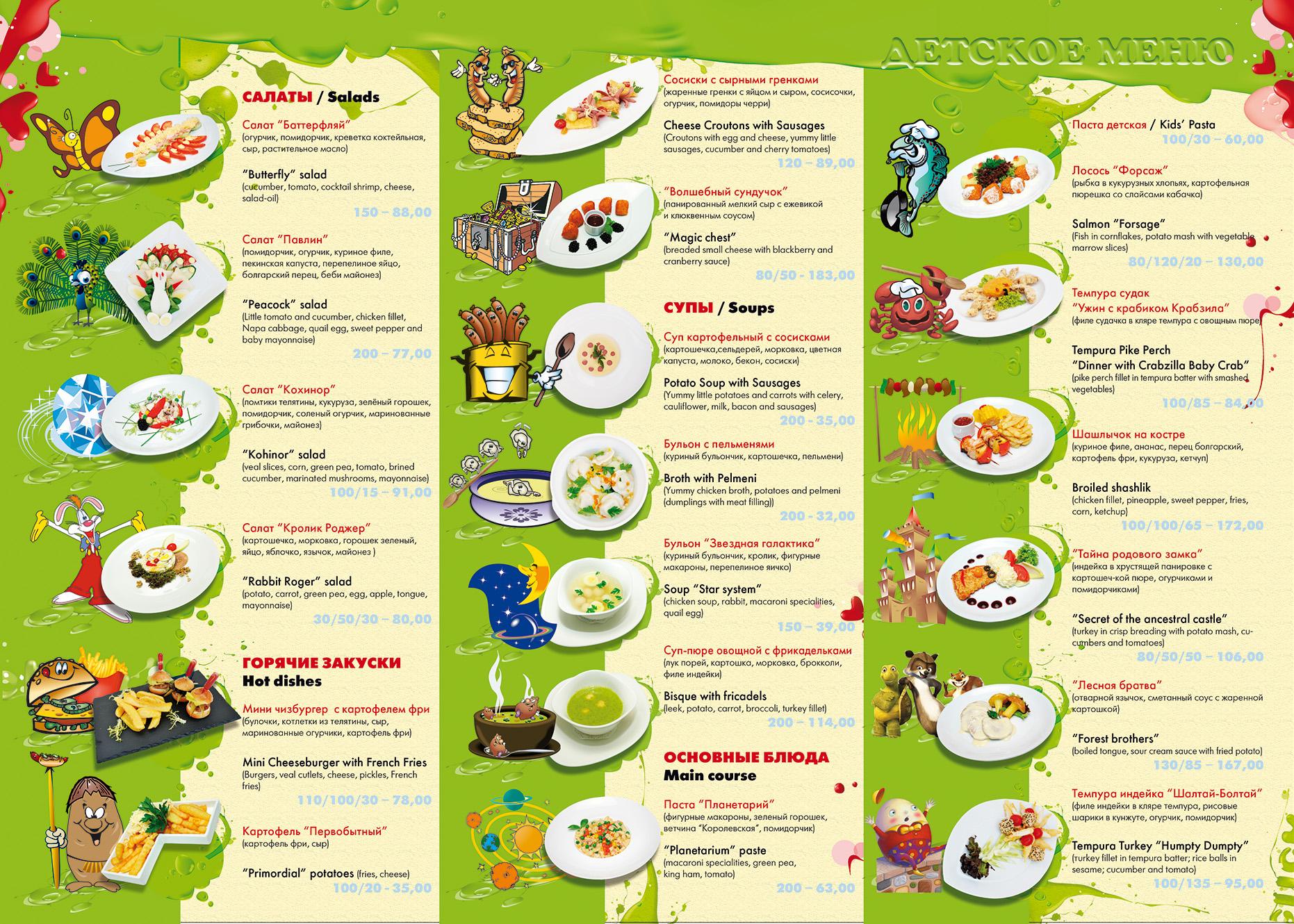 Диета список еды