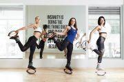 Кенгу Джампс в Киеве — элитный семейный Фитнес-центр 5 Элемент