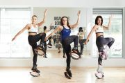 Photo Kangoo-jumps — fitness club 5 element