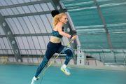 Фото Скандинавская ходьба — фитнес-клуб 5 элемент