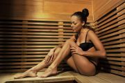 Photo Infrared Sauna  — fitness club 5 element