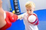 Фото Самооборона для детей в Киеве — фитнес-клуб 5 элемент