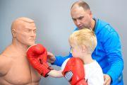 Фото Самооборона для дітей в Києві — фітнес-клуб 5 елемент