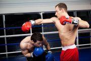 Фото Спаринг-тренування — фітнес-клуб 5 елемент