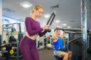 Photo Weight Room — fitness club 5 element