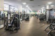 Фото Зал силовых тренажеров — фитнес-клуб 5 элемент