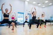 Photo Барре-фитнес — fitness club 5 element