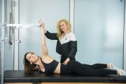 Photo Пилатес на реформерах Allegro — fitness club 5 element