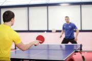 Фото Настільний теніс — фітнес-клуб 5 елемент
