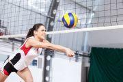 Фото Волейбол — фитнес-клуб 5 элемент