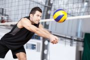 Photo Volleyball — fitness club 5 element
