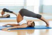 Photo Stretching — fitness club 5 element