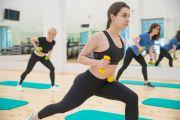 Фото Силовая аэробика — фитнес-клуб 5 элемент