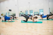 Photo Power aerobics — fitness club 5 element