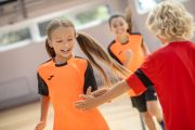 Photo Fitness for Children — fitness club 5 element