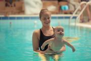Photo Babies' Swim — fitness club 5 element