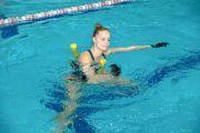 Фото Плавання для вагітних — фітнес-клуб 5 елемент