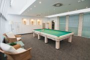 Photo Billiards — fitness club 5 element