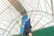 Фото Большой теннис для детей в Киеве — фитнес-клуб 5 элемент