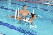 Реабилитационная аквааэробика — элитный семейный Фитнес-центр 5 Элемент