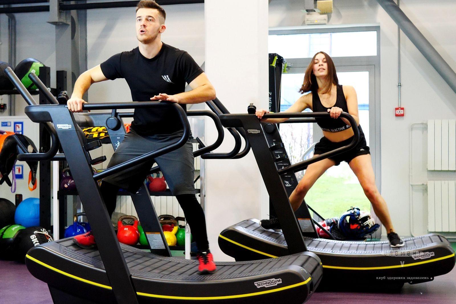 Инерционные дорожки Skillmill — элитный семейный Фитнес-центр 5 Элемент