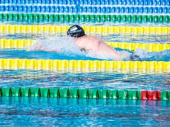 """XVI чемпионат Европы по плаванию в категории """"Мастерс""""— элитный семейный Фитнес-центр 5 Элемент"""