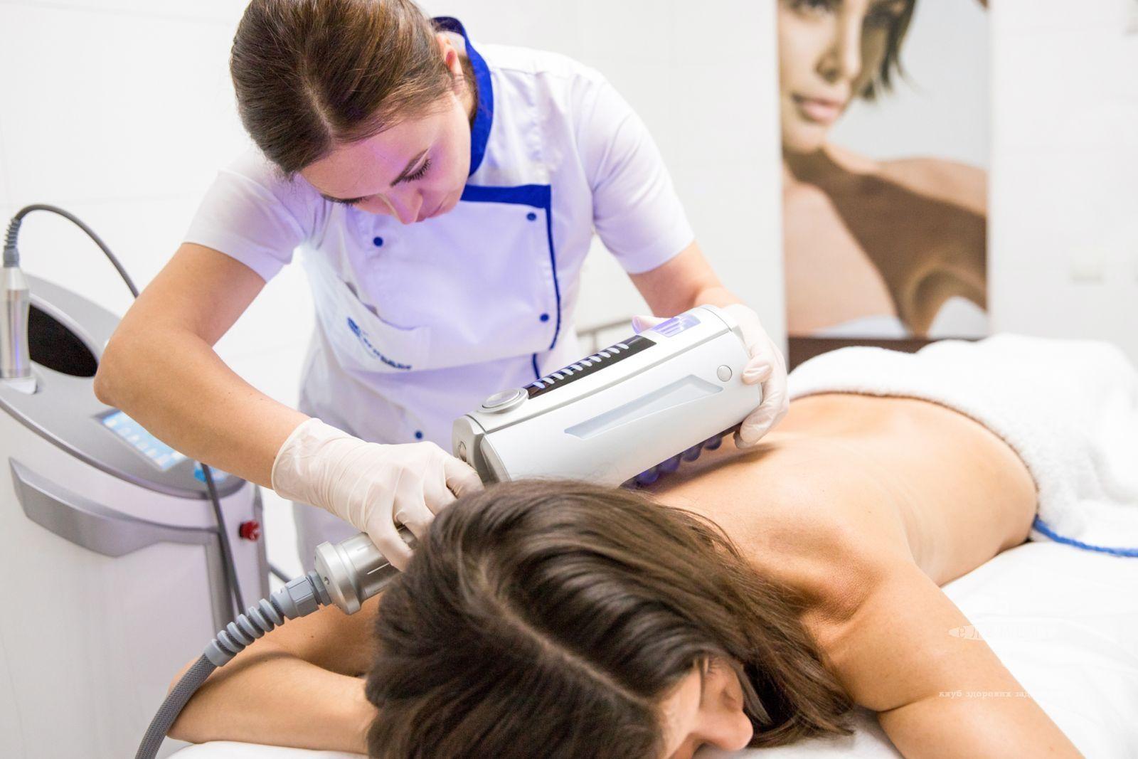 Приглашаем на процедуру Endospheres Therapy— фитнес-клуб 5 элемент