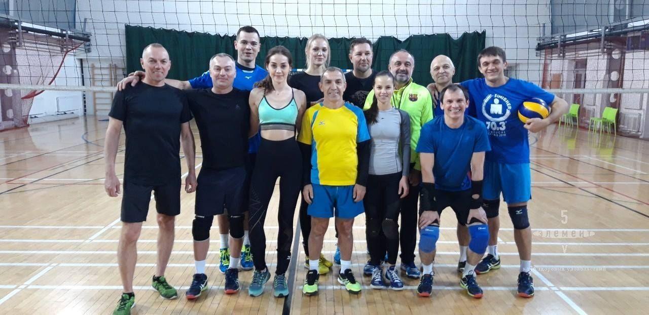 Надхвичайні новини VS Iron Team— фитнес-клуб 5 элемент