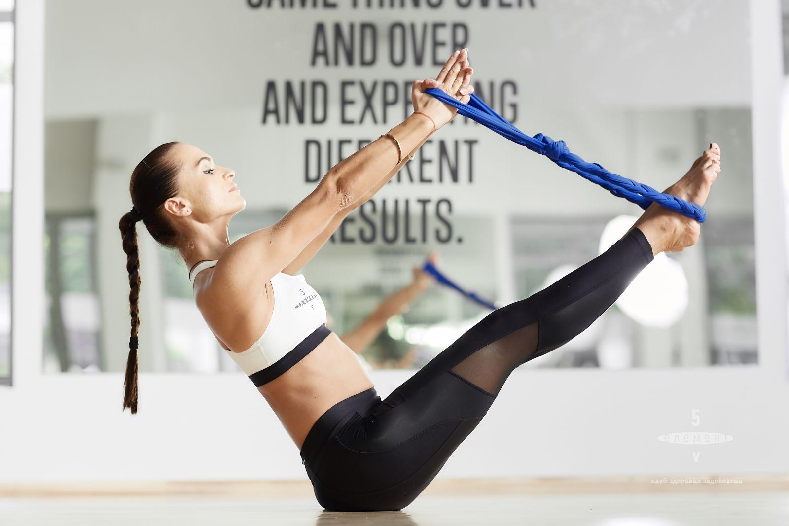 «Коса Матильды»— фитнес-клуб 5 элемент