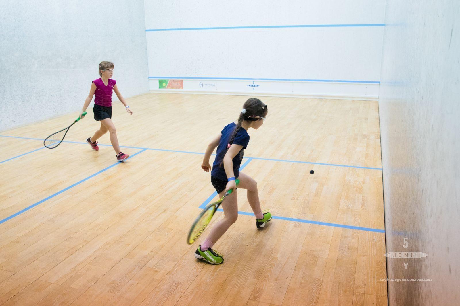 5 element junior squash cup— фитнес-клуб 5 элемент
