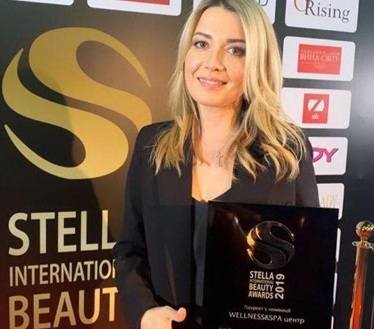 Stella International Beauty Awards 2019— фитнес-клуб 5 элемент
