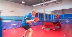 Четвертый тур открытого клубного чемпионата по настольному теннису 2020 — фитнес-клуб 5 элемент