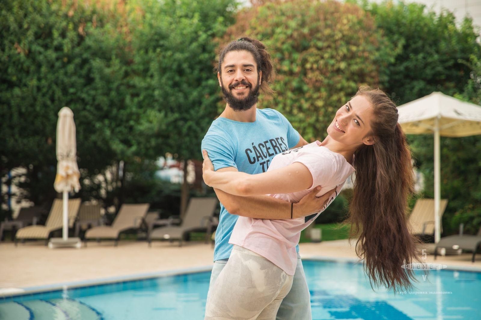 Социальные танцы — фитнес-клуб 5 элемент