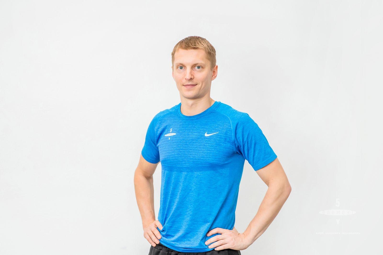 Евгений Прищепа победил в личном разряде чемпионата Украины 2021.— фитнес-клуб 5 элемент