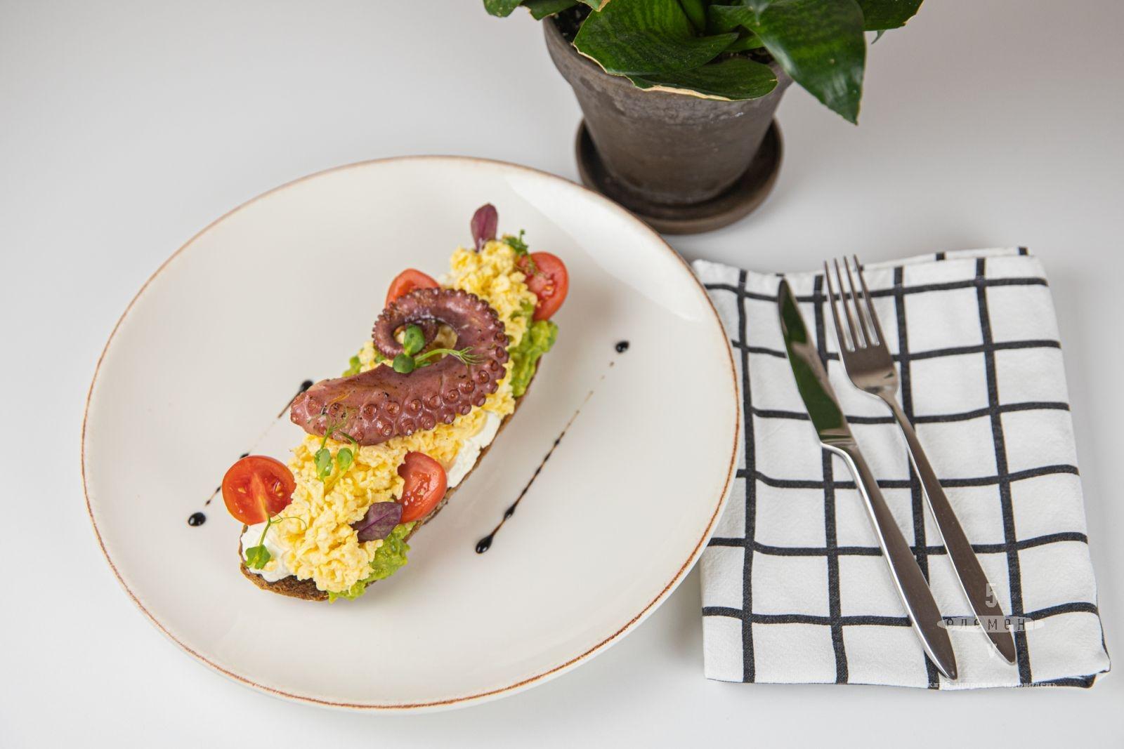 Нові сніданки!— фітнес-клуб 5 елемент