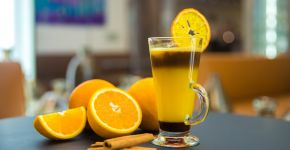 Бамбл кофе или американо-оранж — фитнес-клуб 5 элемент