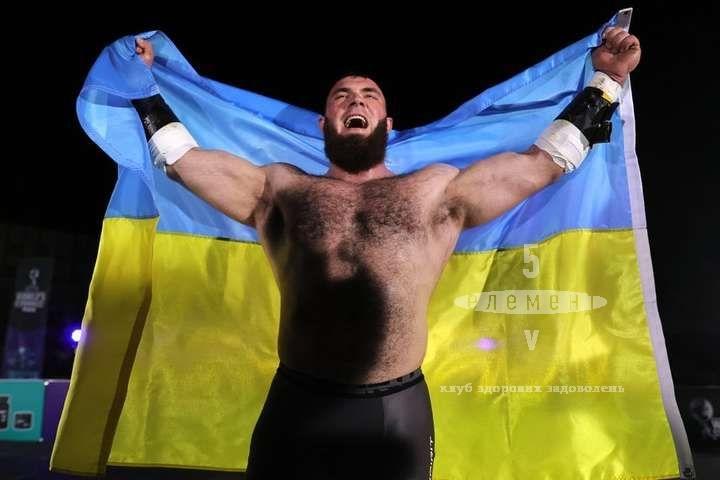 Поздравляем гордость и силу страны Алексея Новикова!— fitness club 5 element