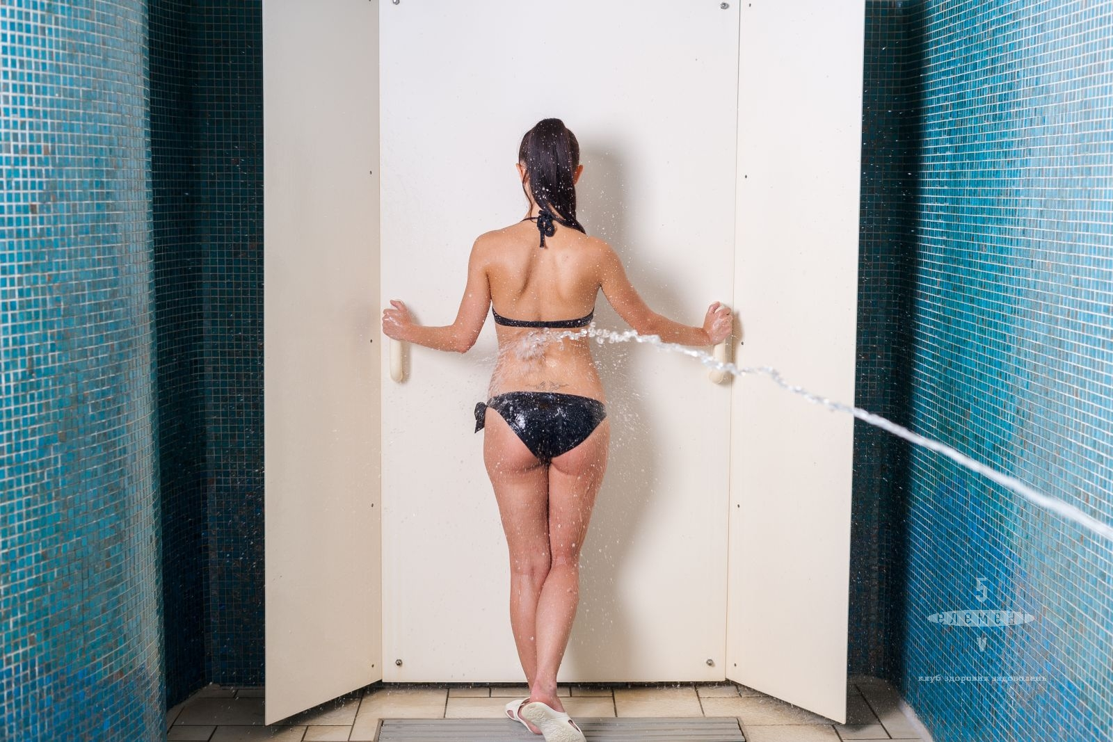 Сила воды— fitness club 5 element