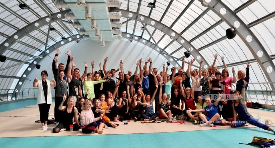 Workshop Flexibility and Mobility Done! — фитнес-клуб 5 элемент